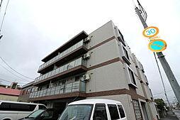 北海道札幌市北区北二十八条西13丁目の賃貸マンションの外観