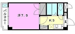 ジョイフル美沢[305 号室号室]の間取り