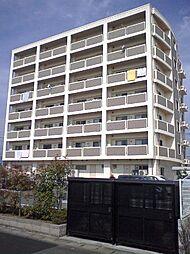 グランソレイユ西中央[7階]の外観