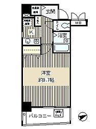 MA21[6階]の間取り