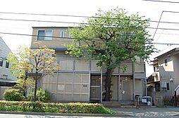 東京都世田谷区砧8丁目の賃貸アパートの外観