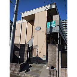埼玉県さいたま市浦和区上木崎1丁目の賃貸アパートの外観