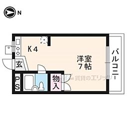 【敷金礼金0円!】京阪本線 出町柳駅 徒歩5分