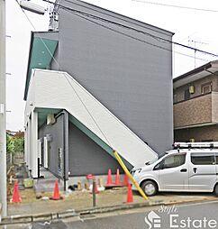 愛知県名古屋市西区円明町の賃貸アパートの外観