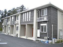 JR総武本線 八街駅 バス5分 吉田下車 徒歩7分の賃貸アパート