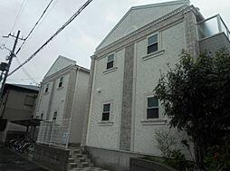 KTIレジデンス西三荘[2階]の外観