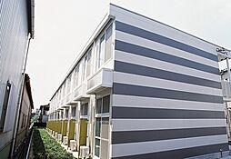 大阪府大東市新田旭町の賃貸アパートの外観