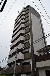 大阪府大阪市阿倍野区三明町2丁目の賃貸マンションの外観