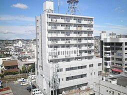 クレスト三郷[9階]の外観