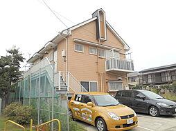 長崎県長崎市横尾1丁目の賃貸アパートの外観