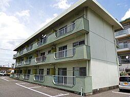 鈴木グリーンハイツA棟[1階]の外観
