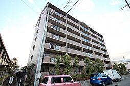 ラポール山賀[7階]の外観