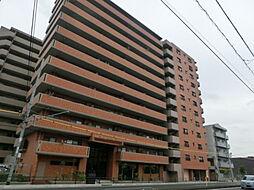 ライオンズマンション岡山南[8階]の外観