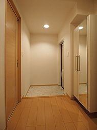 グランシャリオの玄関