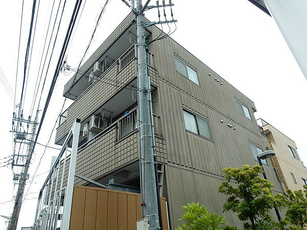 ハイツNAKANO[303号室]の外観