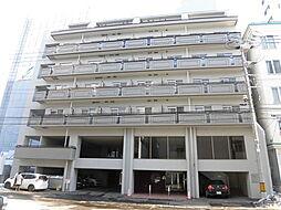 ライオンズマンション第2大通[8階]の外観