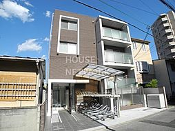 Residence西小路小米町[201号室号室]の外観