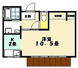 [一戸建] 茨城県取手市井野1丁目 の賃貸【/】の間取り
