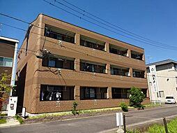 愛知県一宮市森本4丁目の賃貸マンションの外観