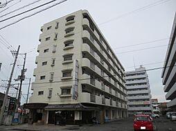 松山西ハイツ[203号室]の外観