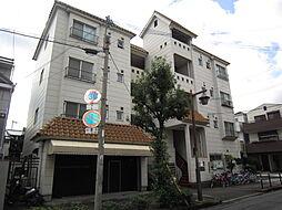 大阪府大阪市東淀川区東淡路1丁目の賃貸マンションの外観