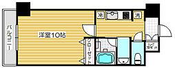パークソレイユ新潟駅前3番館[6階]の間取り