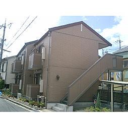 兵庫県川西市加茂1丁目の賃貸アパートの外観