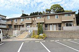 福岡県北九州市若松区迫田町の賃貸アパートの外観