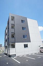 プラッツA[4階]の外観