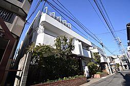 東京都豊島区巣鴨3丁目の賃貸マンションの外観