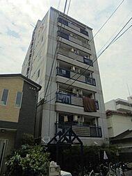 プレジデント鷹合[1階]の外観