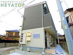 愛知県名古屋市南区本星崎町字町の賃貸アパートの外観