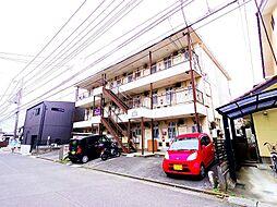 シャトー所沢[2階]の外観