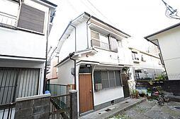兵庫県西宮市高松町の賃貸アパートの外観