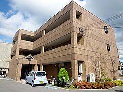 兵庫県川西市西多田1丁目の賃貸マンションの外観