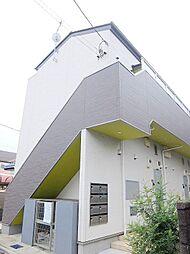 uno新松戸[2階]の外観
