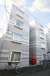 北海道札幌市中央区南七条西12丁目の賃貸マンションの外観