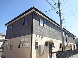 [テラスハウス] 東京都小金井市中町2丁目 の賃貸【/】の外観