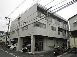 ベルビューレ江坂壱番館[3階]の外観