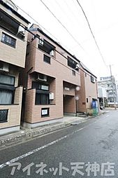 サクシードコートI[1階]の外観