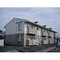 兵庫県姫路市神子岡前2丁目の賃貸アパートの外観