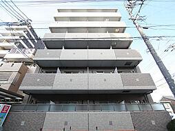 リビエ亀島[6階]の外観