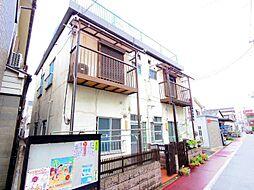第一増田荘[1階]の外観