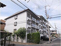 兵庫県神戸市垂水区福田4丁目の賃貸マンションの外観