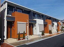 兵庫県姫路市城北本町の賃貸アパートの外観
