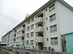 第2矢田マンション[3階]の外観