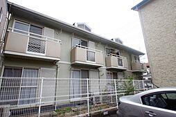 広島県広島市南区宇品御幸3丁目の賃貸アパートの外観