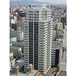 KDXレジデンス大濠ハーバービュータワー[17階]の外観