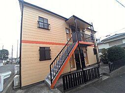 兵庫県神戸市東灘区本山北町2丁目の賃貸アパートの外観