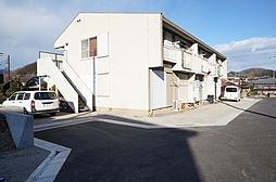 ハイツヤマブキ[1階]の外観